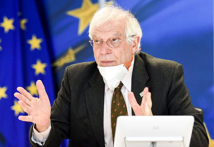 Josep Borrell   Güncel Kıbrıs
